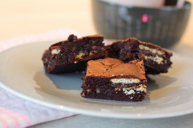 Tuc Brownies