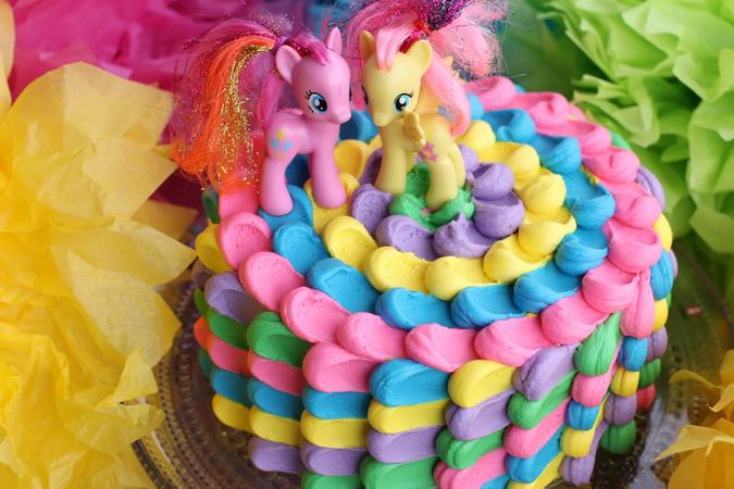 Pony kaka