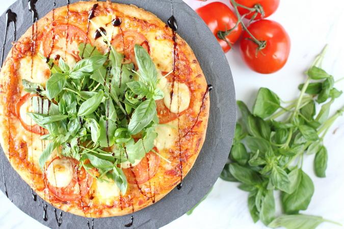 Ítölsk pizza