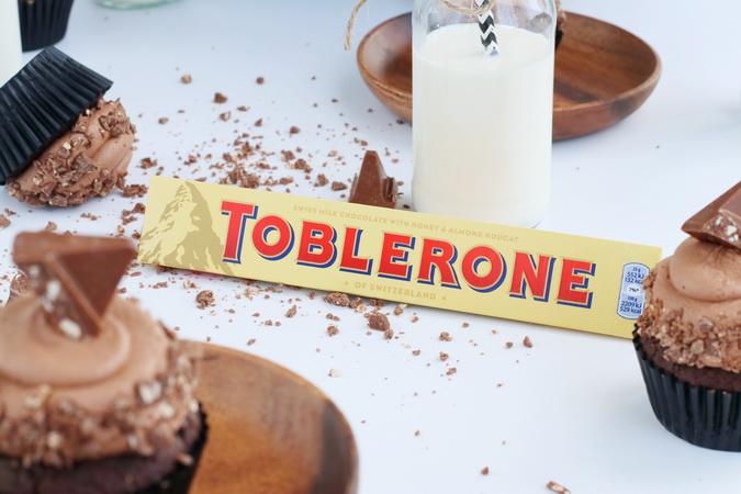 Toblerone bakstur
