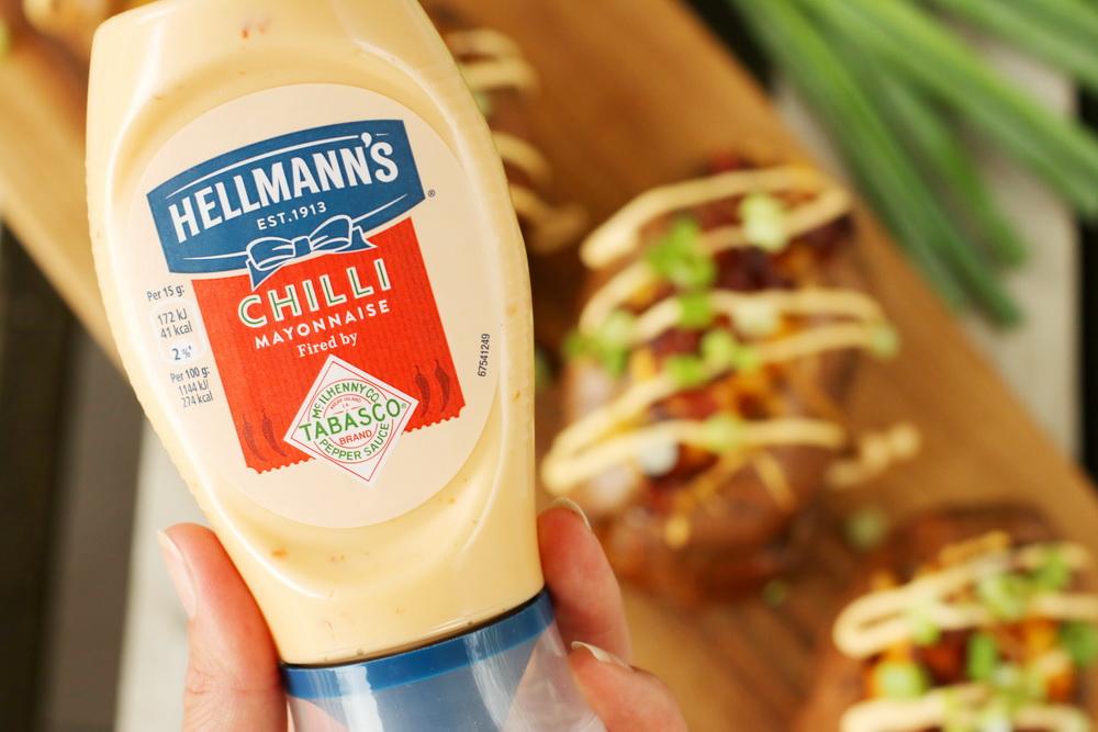 Potato and Hellmann's