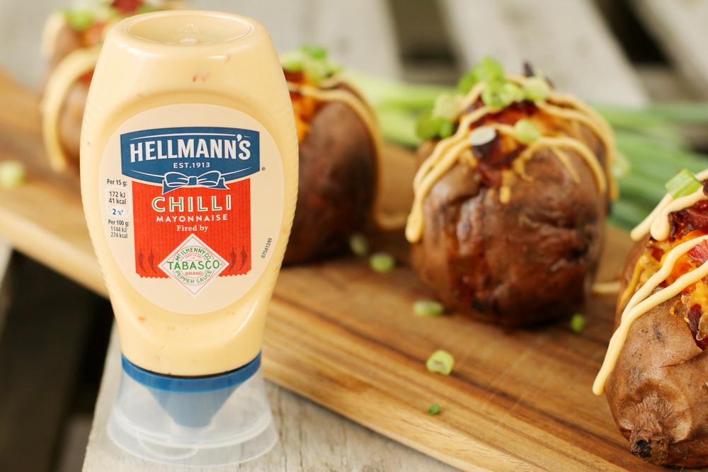 Hellmann's mayo