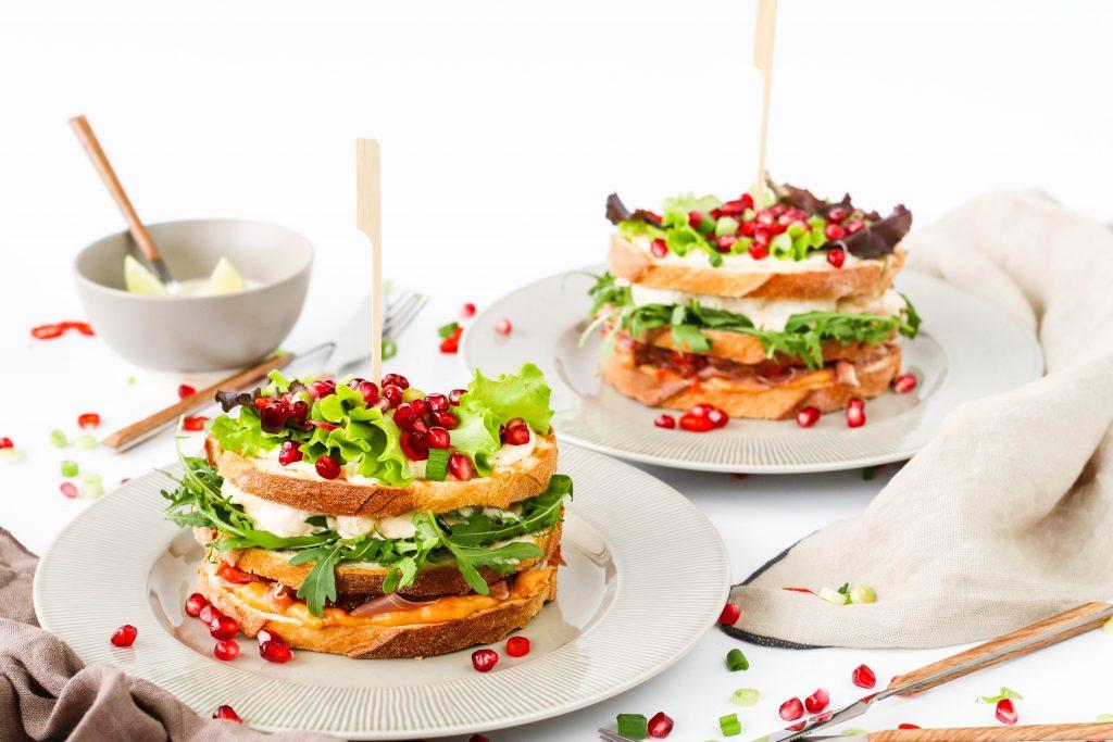 Humarloka, humarsamloka, lobster sandwich