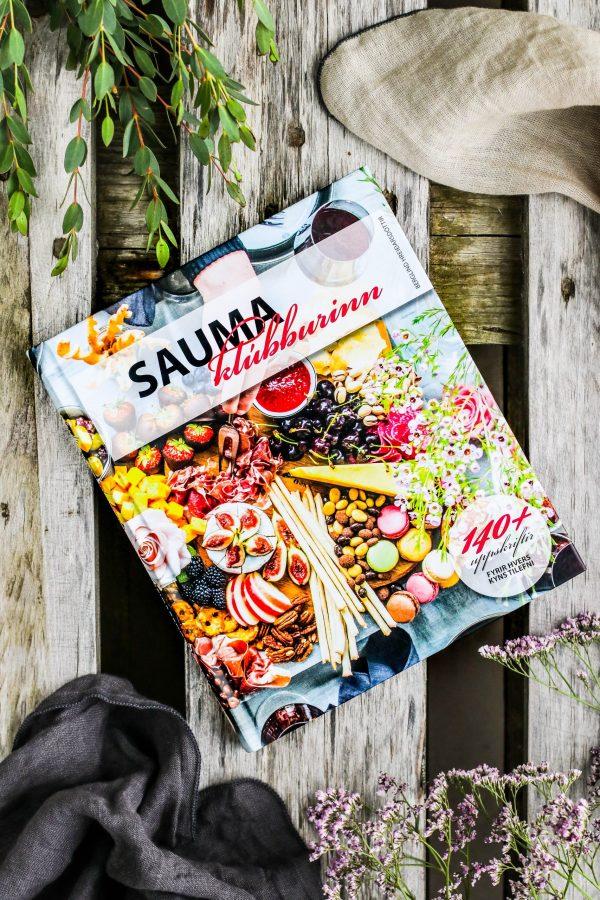 Matreiðslubókin Saumaklúbburinn uppskriftabók fyrir sælkera