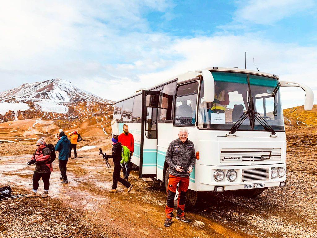 Dagsferð í Kerlingarfjöll með Fjallhalla Adventures