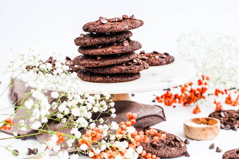 Súkkulaðibitakökur með Cadbury kakó