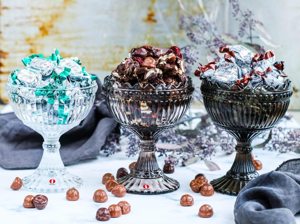 Iittala Maribowl með konfekti
