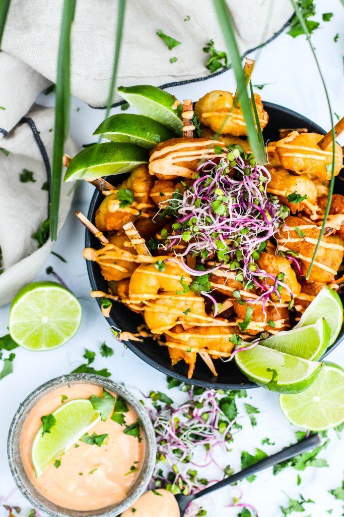Chili majónes uppskrift
