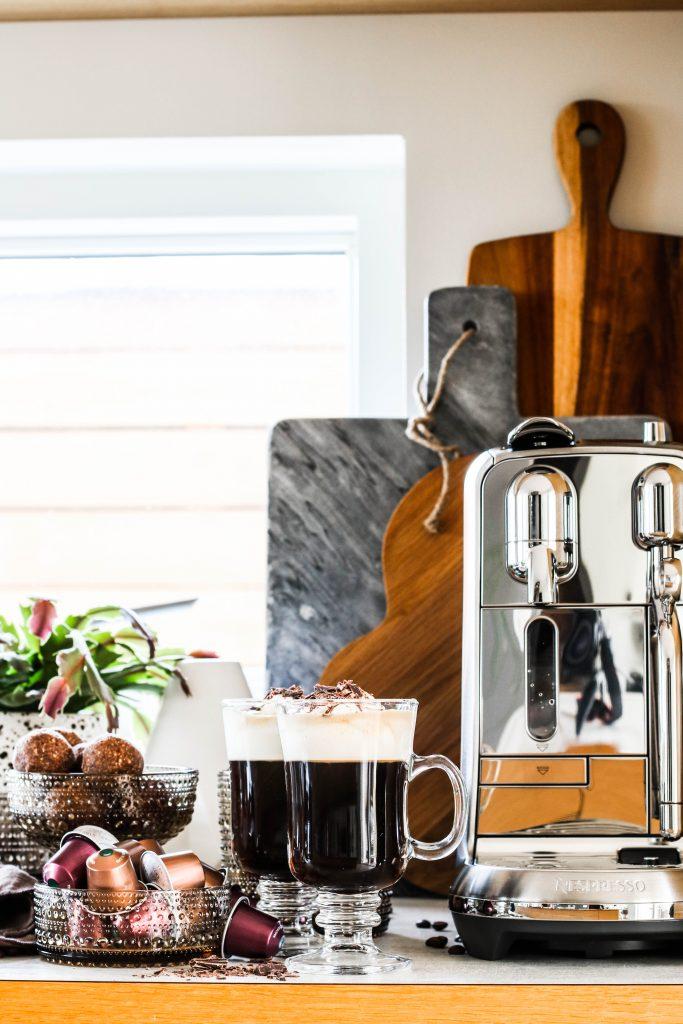 irish coffee drykkur