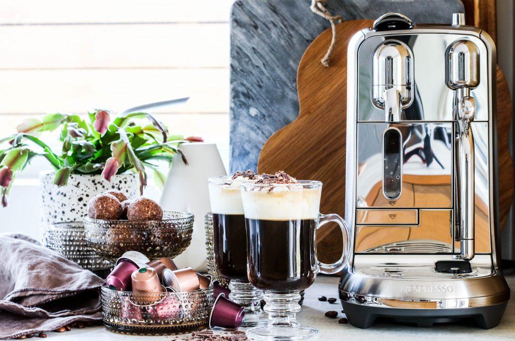 Irish Coffee uppskrift