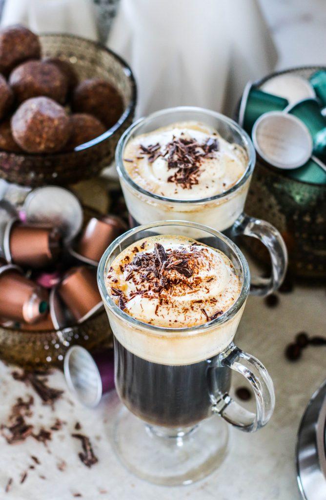 Kaffidrykkur með viskí