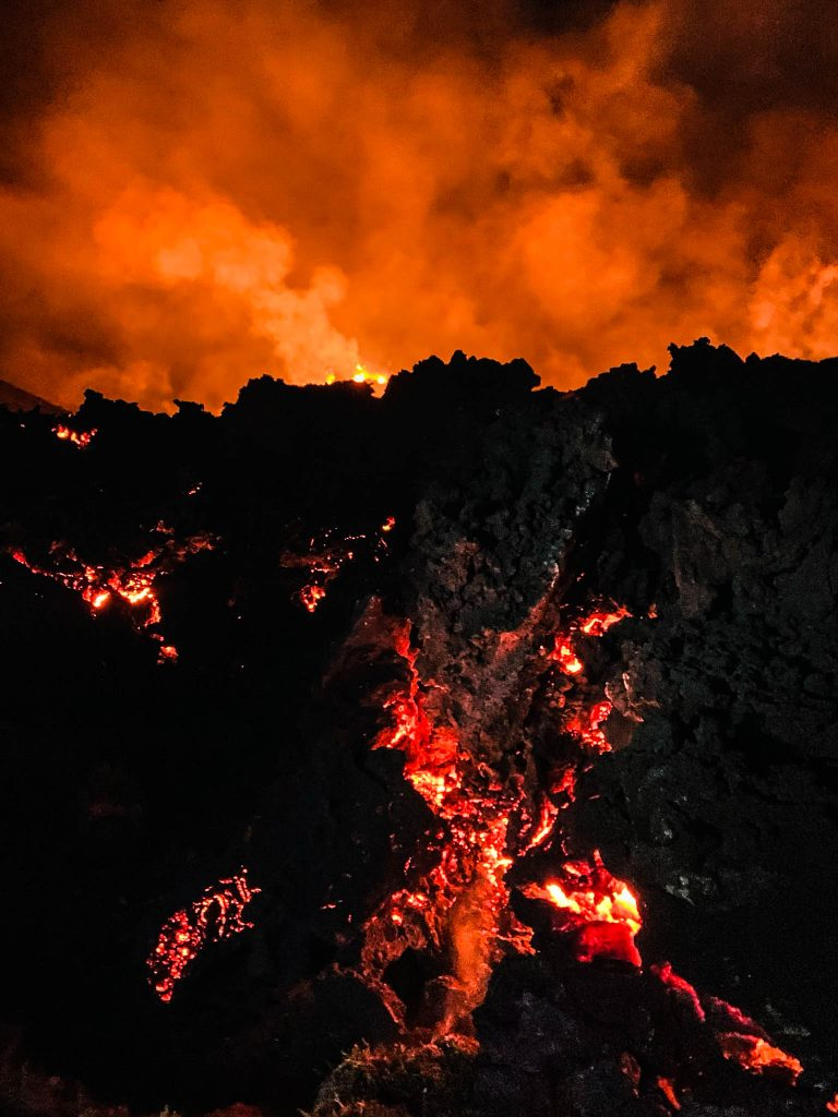 How to get to the eruption in Iceland 2021