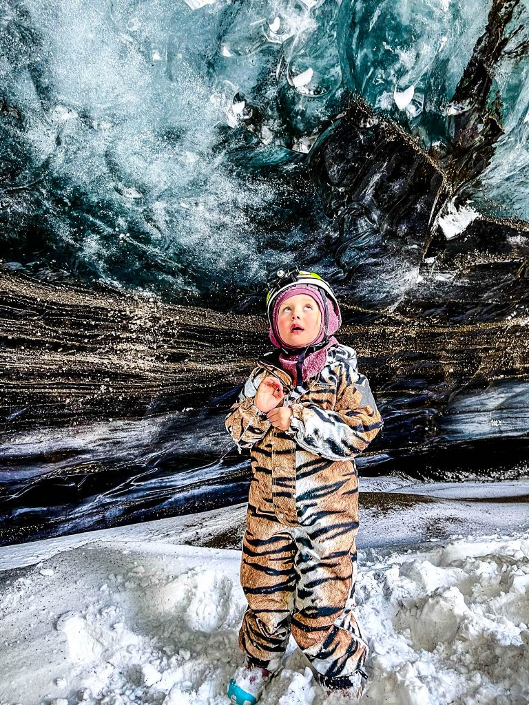 Icecave tour in Iceland