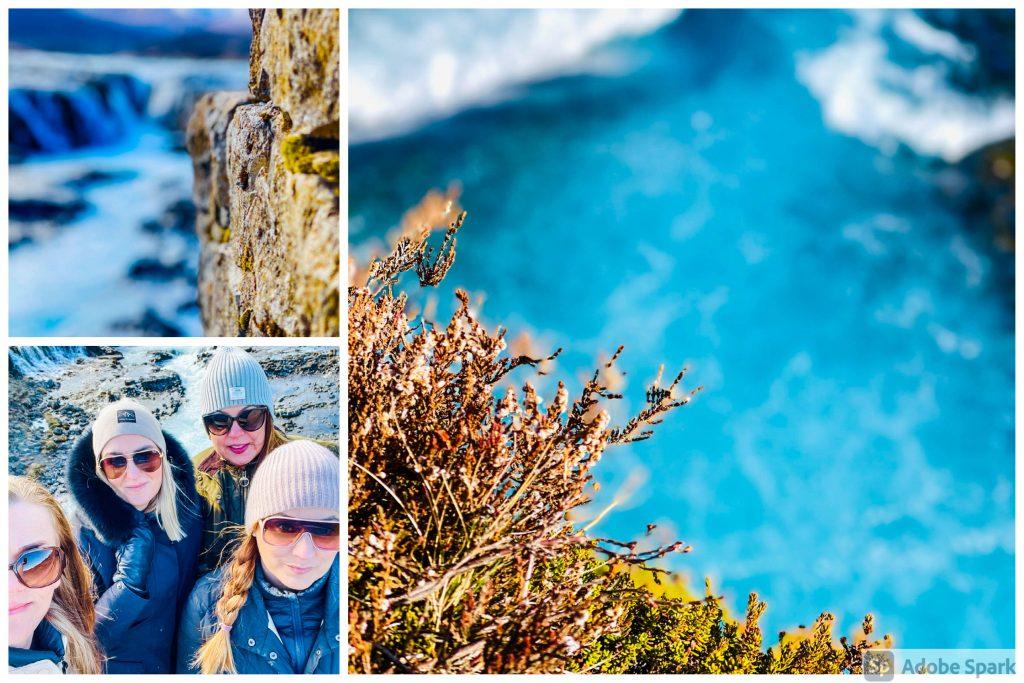Brúarárfoss waterfall