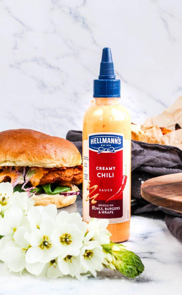 Hellmann's chili majónes