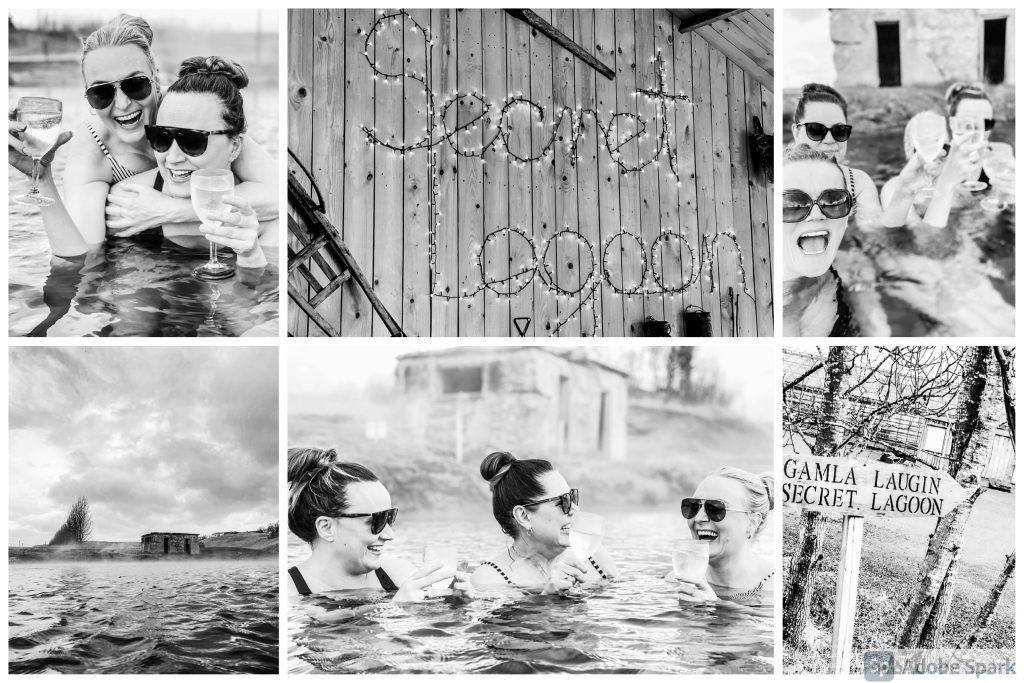 Secret Lagoon á Flúðum