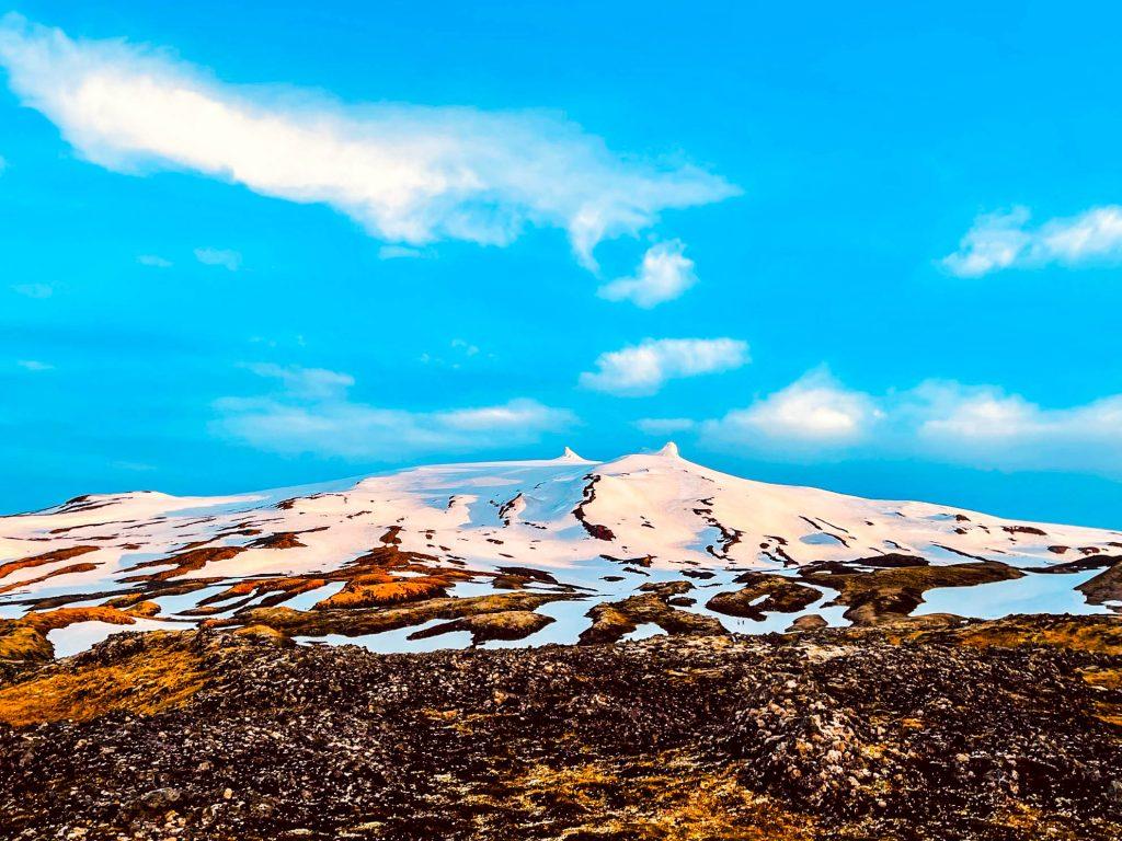 Snæfellsjökull Iceland