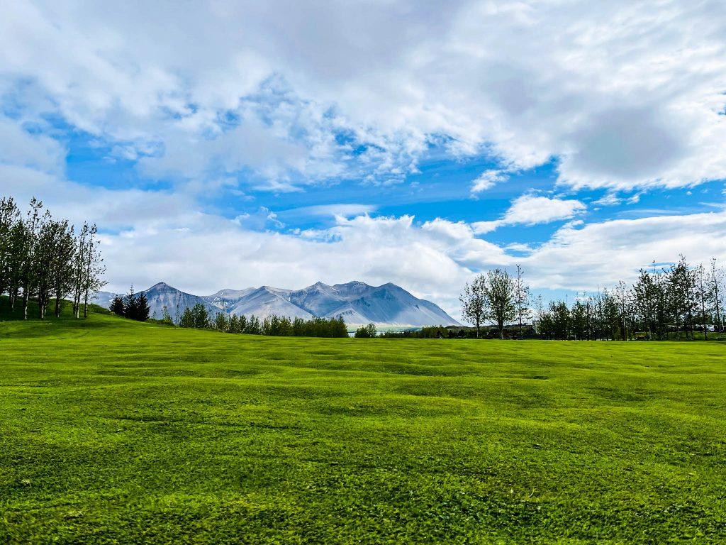 Golf í Borgarnesi