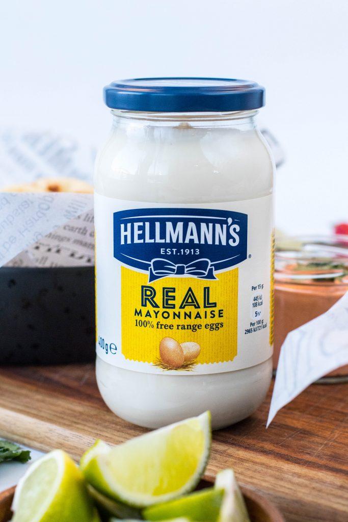 Chilli majónes frá Hellmann's