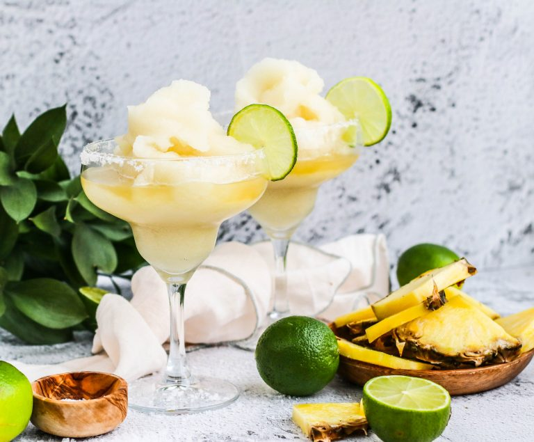 Ananas margaríta frosin