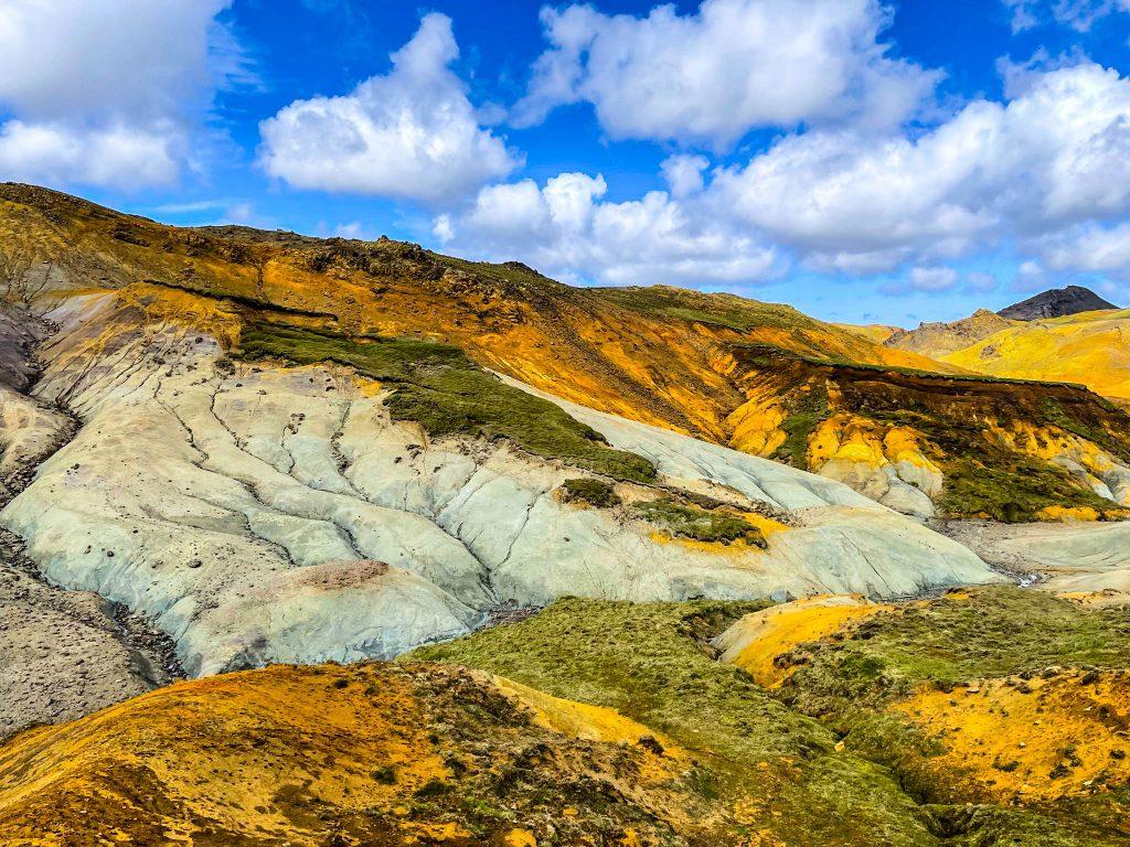 Litlu Landmannalaugar á Reykjanesi