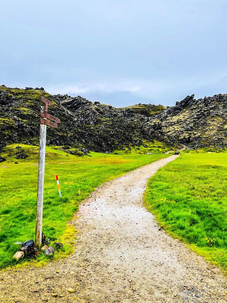 Landmannalaugar og Laugavegurinn