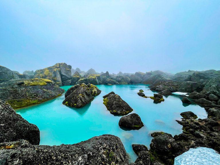 Fallega Stórurð á Austurlandi