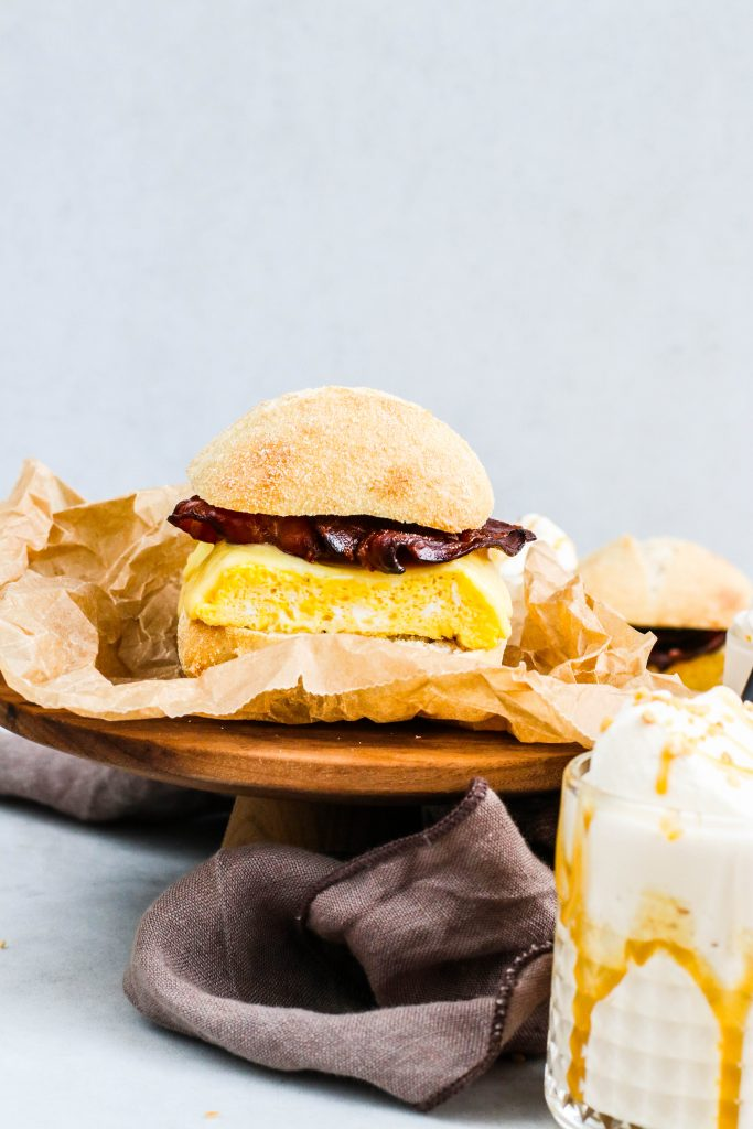 Starbucks Bacon Breakfast Sandwich