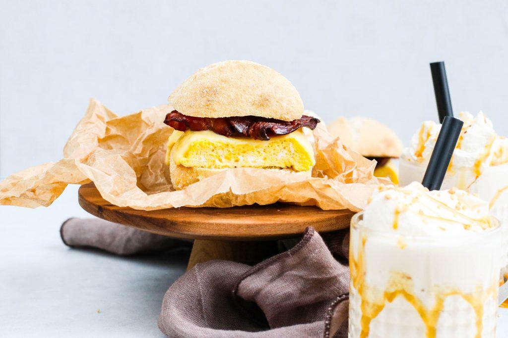 Starbucks gouda cheese sandwich