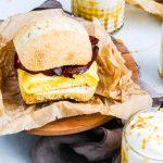Starbucks Bacon Breakfast Sandwich copycat