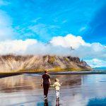 Beautiful places southcoast Iceland