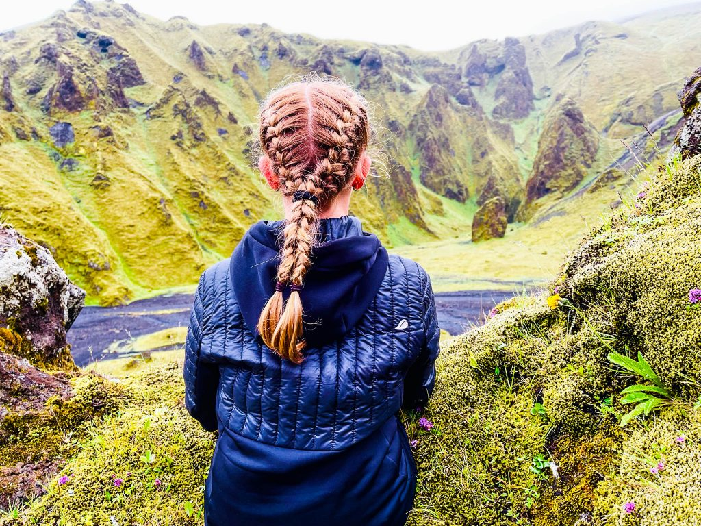 Zip line Iceland Vík í Mýrdal