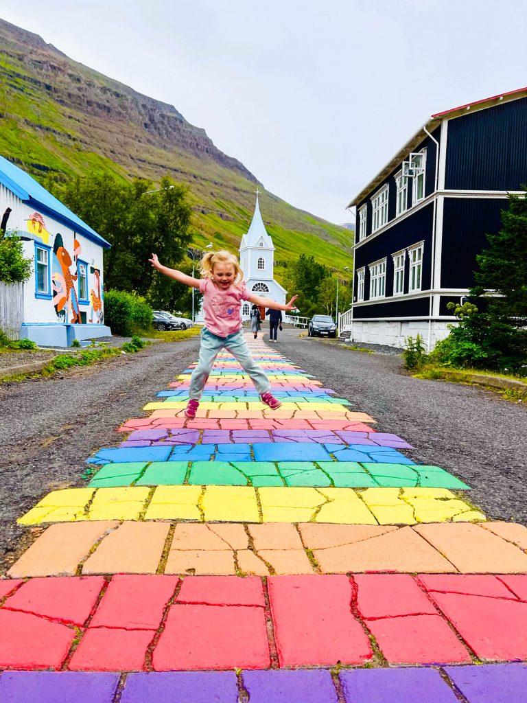 Things to do Seyðisfjörður